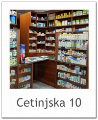 apoteka cetinjska 10