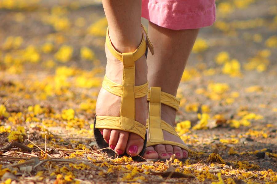 zdrava stopala